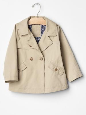 Gap Girls Trench Coat