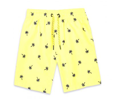 M&S Palm Swimshorts Boys