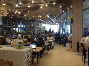 Happiness Is: An Excellent Coworking Space