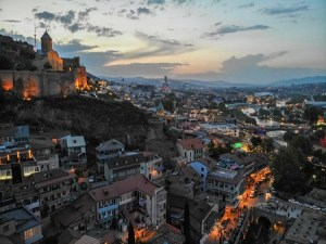Tbilisi, Georgia Might Be The Best City In The World For Retiring Early As An Expat