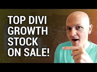 Top Dividend Growth Stock On Sale - Mr. Free At 33