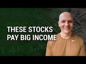 I Recently Bought These Two Big Income Stocks