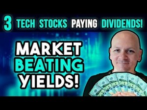 3 Best Tech Stocks To Buy Now Paying Up To 5% Yields
