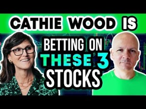 Cathie Wood Is Betting On These 3 Dividend Stocks In Her ARK Invest ETFs
