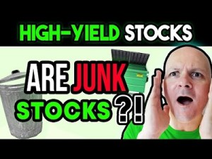 Why I Prefer 3% Yields Over 10% Yields (High-Yield Stocks Can Be Junk Stocks)