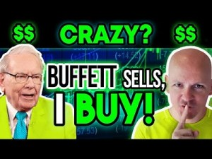 I'd Have To Disagree With Buffett's Latest Stock Sells (As He Sells, I Buy)