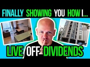 How To Live off Of Dividend Income Of $10,000 Per Year!