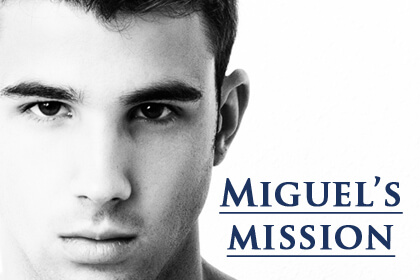 Miguel wants your voice to be heard - vote today!