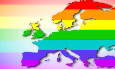 Mr Gay Europe going back to basics