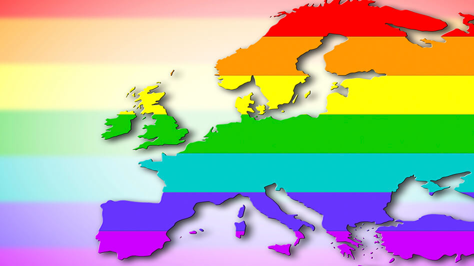 Mr Gay Europe going back to basics