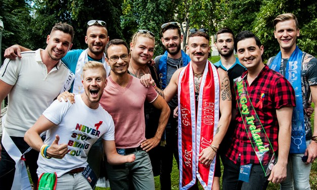 My Mr Gay Europe Journey