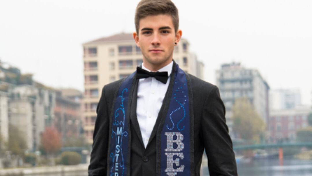 Mister Gay Belgium Jaimie Deblieck attacked
