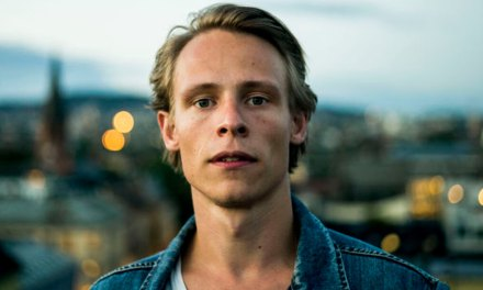 Norwegian artist Sondre Justad came out