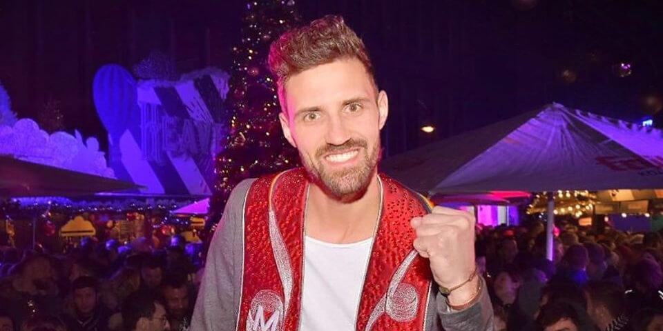 Benjamin Nässler is the new Mr Gay Germany