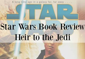 Star Wars Book Review Heir to the Jedi