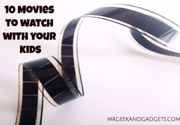 10 movies for kids
