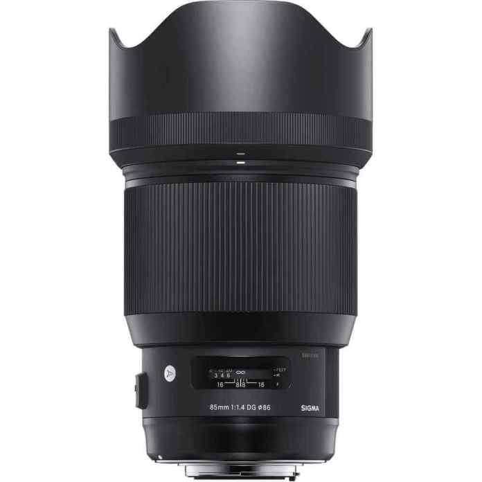 85mm-1.4   Want to start with Portrait Photography