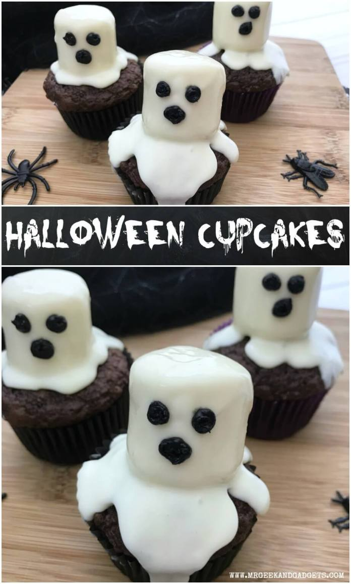 Pin Me Halloween cupcakes For Adults