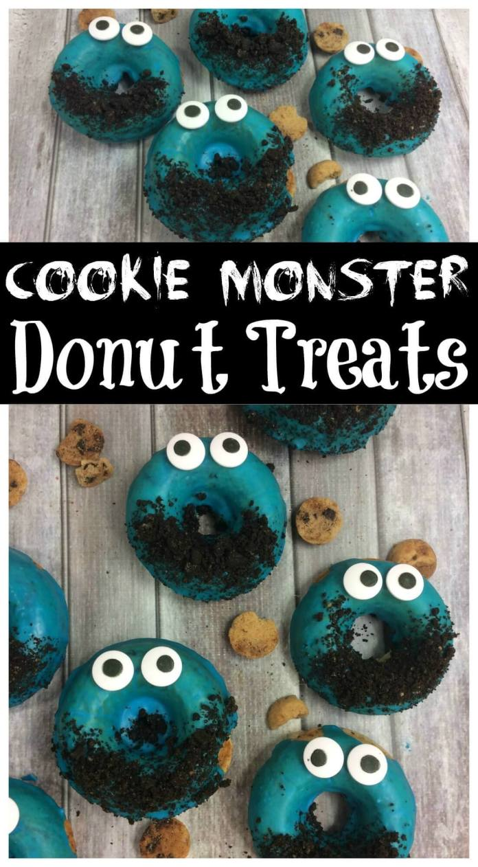 Pin-Me-Cookie-Monster-Donut-Treats