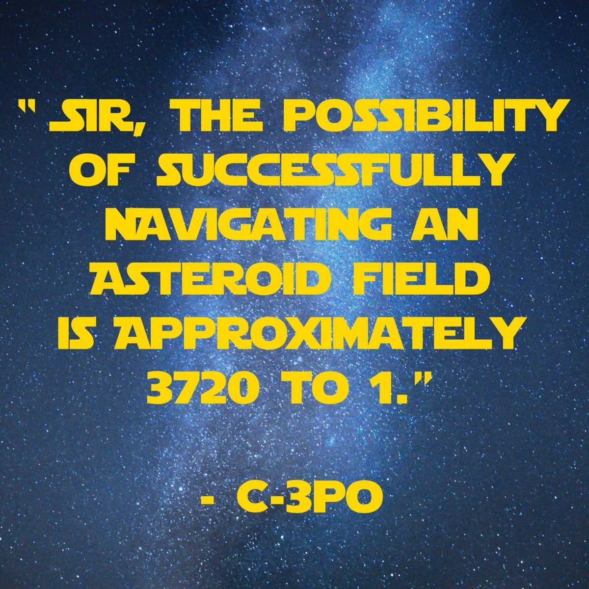 3720-1 | 31 Memorable Star Wars Quotes for Geeks