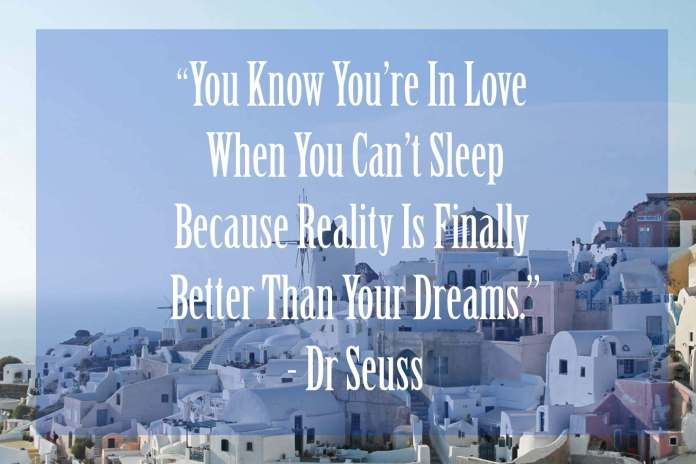 You-know-youre-in-love | Dr Seuss Quotes Which Will Inspire You