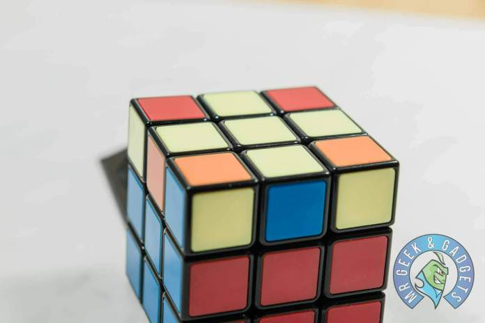 Yellow Cross | How to Solve a Rubik's Cube