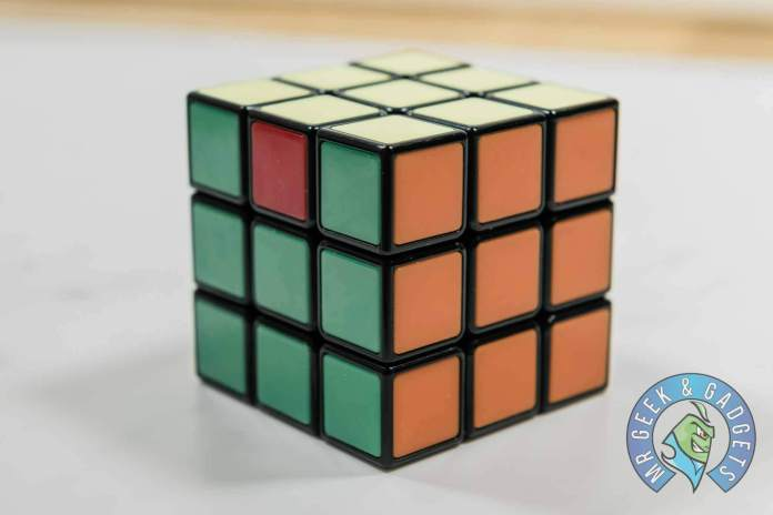 Aligning the Sides and One Completed Side | How to Solve a Rubik's Cube