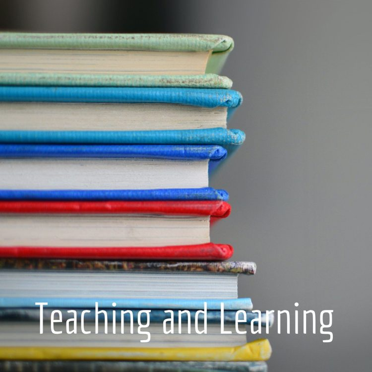 Teaching and Learning: one teacher's audio diary
