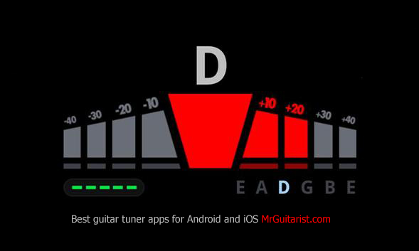Best guitar tuner app : 20 best guitar tuner apps for