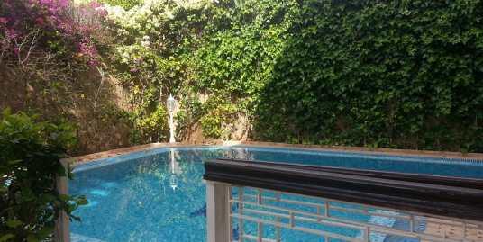 Vente magnifique villa à targa marrakech
