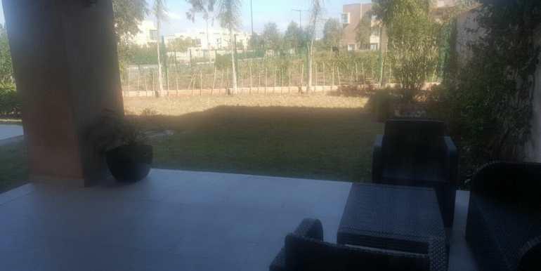 location villa meublée avenue mohamed 6 marrakech (11)
