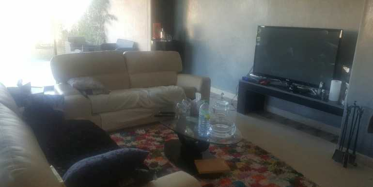 location villa meublée avenue mohamed 6 marrakech (7)