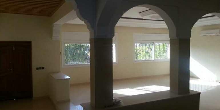 location villa vide longue durée marrakech10