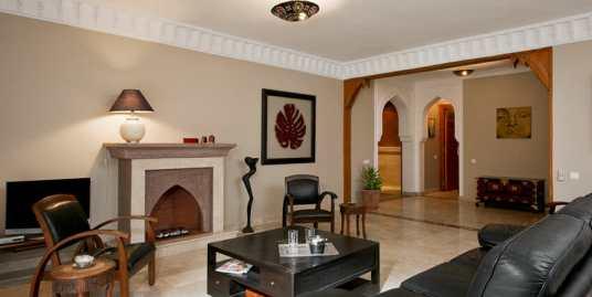 vente appartement de haut standing à guéliz marrakech