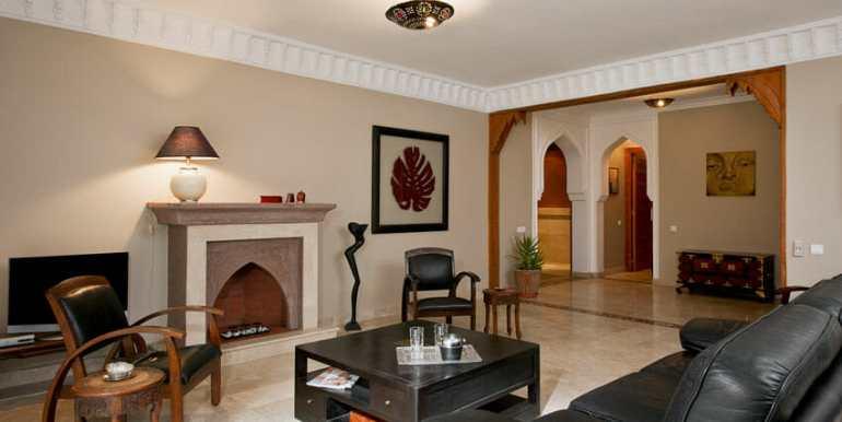 vente appartement haut standing à marrakech gueliz1