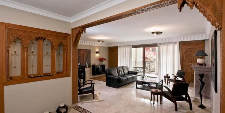 vente appartement haut standing à marrakech gueliz10