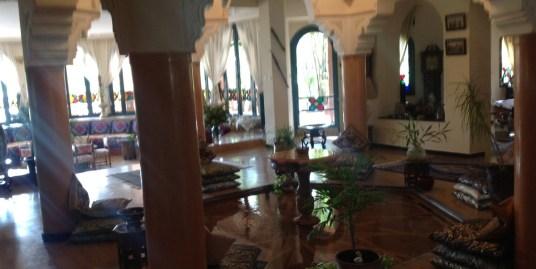 location belle villa sur Route Ourika Marrakech