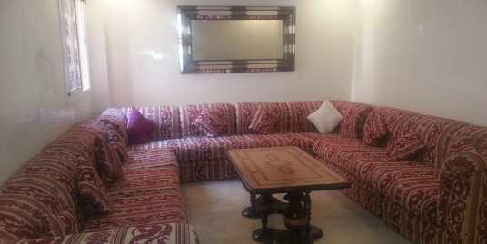 location appartement meublé à gueliz pour longue durée