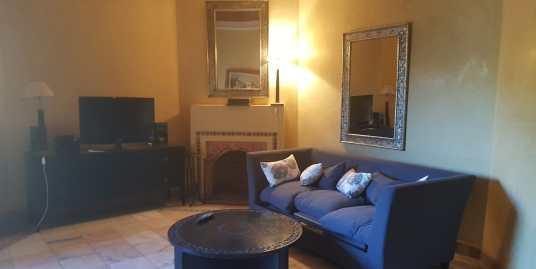 appartement à louer sur la palmeraie marrakech longue durée