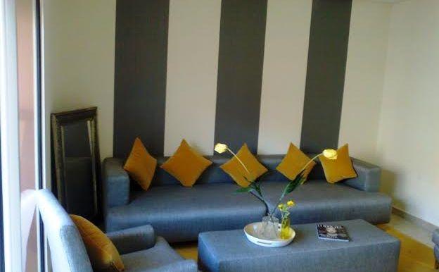 Appartement à vendre route de safi marrakech1