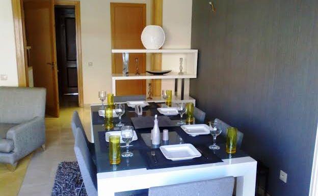 Appartement à vendre route de safi marrakech2