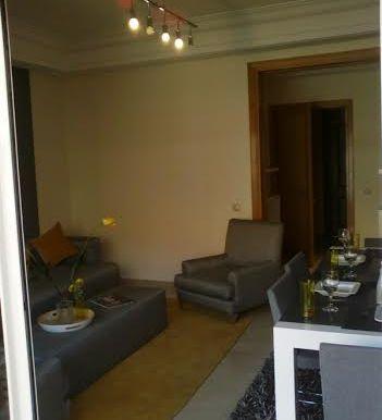 Appartement à vendre route de safi marrakech3