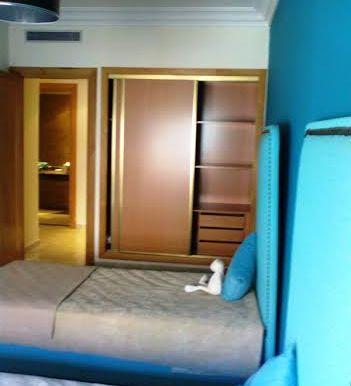 Appartement à vendre route de safi marrakech7
