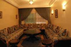 appartement à louer à long terme à l'hivernage marrakech