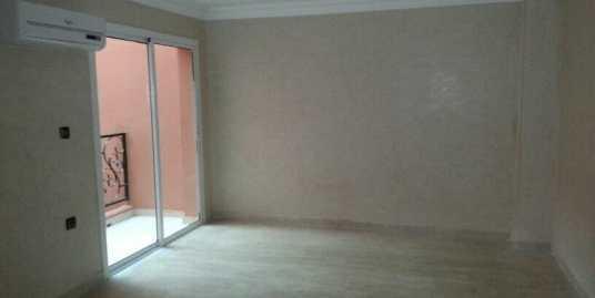 Duplex non meublé à victor hugo marrakech