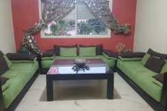 location appartement meublé sur la route de casa marrakech