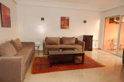 Location appartement à hivernage marrakech pour longue durée