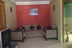 appartement à louer sur route de casa marrakech