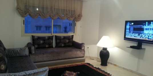 appartement meublé à louer à marrakech avec piscine