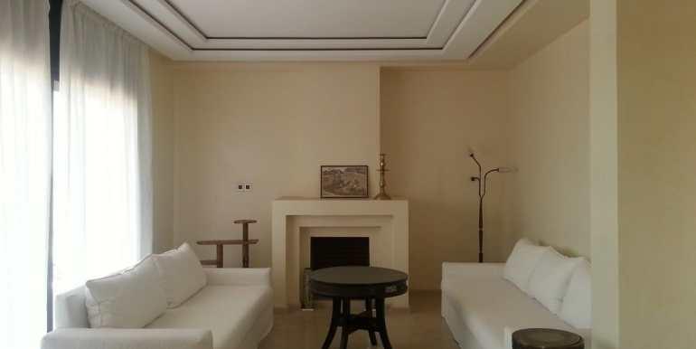 location appartement meublé à hivernage marrakech pour longue duree